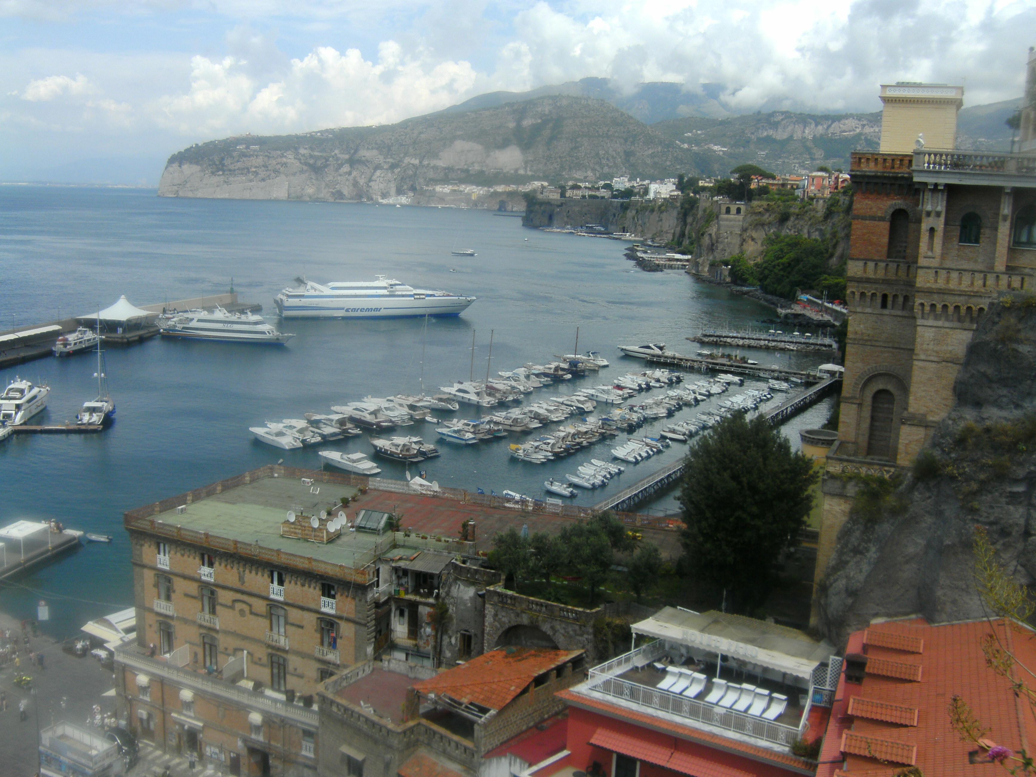 Neapel Florenz
